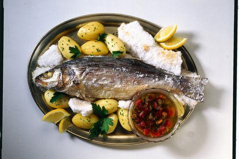 tante ricette di pesce su salepepe.it