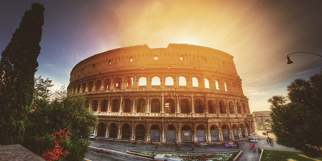 Roma Colosseo