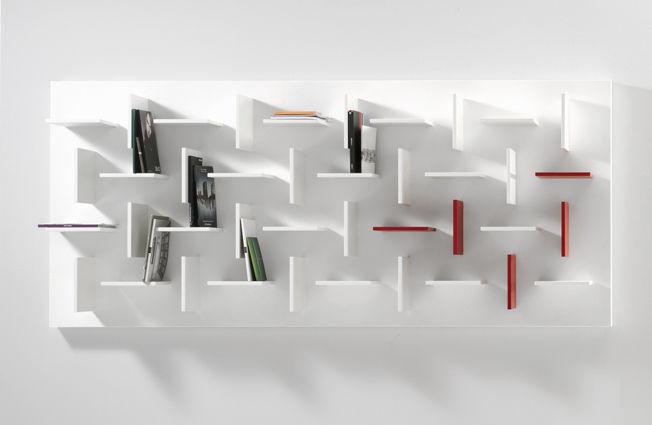 librerie a muro prezzi